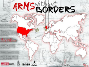 Uncontrolled arms