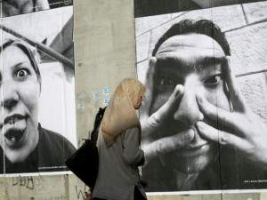 Face2Face: the biggest illegal photo exhibition ever