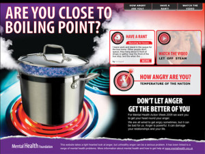 Are you close to boiling point?