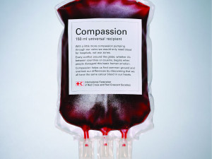 We all have the same colour blood in our hearts