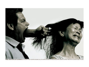 Verbal abuse can be just as horrific
