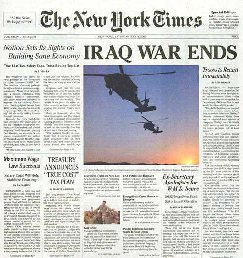 New-York-Times-War-Is-Over