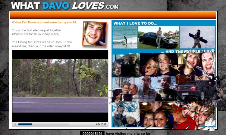 what-davo-loves