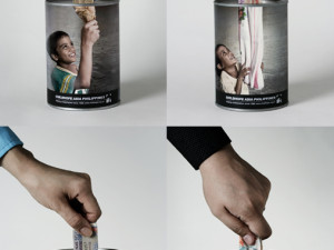 """Childhope """"Cans"""""""