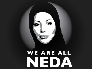 We are all Neda
