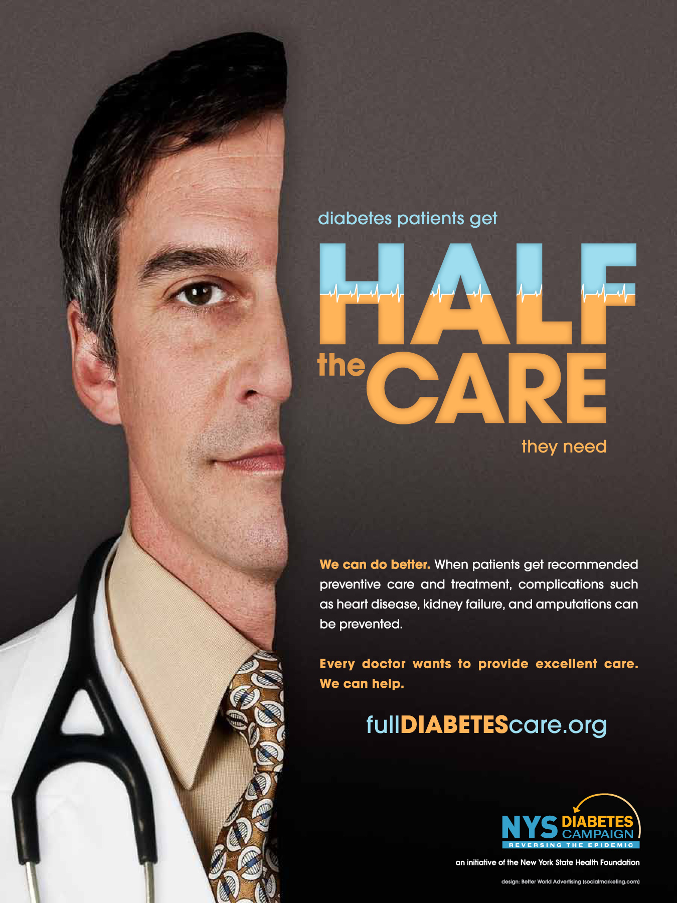 health campaign on diabetes Advocacy our advocacy efforts include supporting government funding for diabetes research and programs, ensuring access to health care, promoting the prevention of type 2 diabetes, combatting discrimination, and much more.