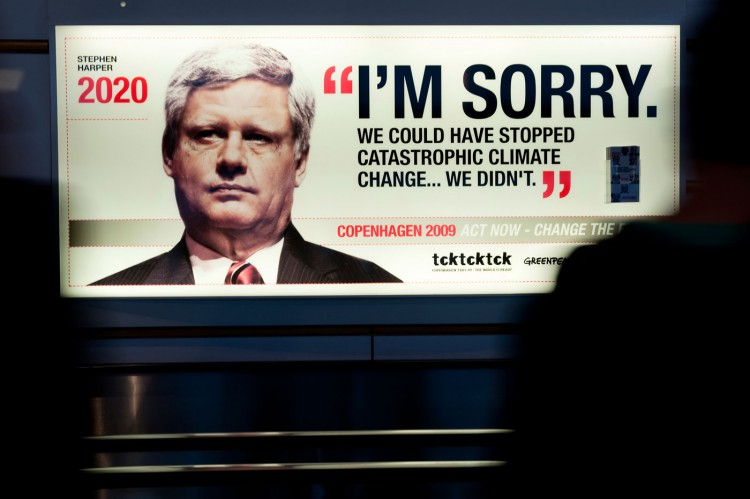 greenpeace-sorry-harper-climate-change