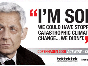 I'm sorry, we could have stopped catastrophic climate change #COP15