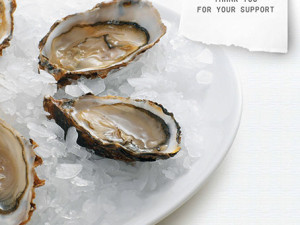 The Price of Oyster in 2050: 350 parts per million #COP15