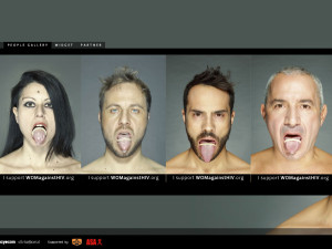 World Of Mouth against HIV