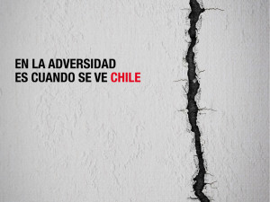 In Adversity Chile see itself