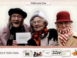 Help the Oma