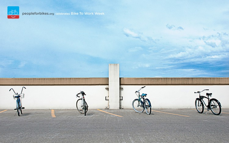 People-for-Bikes-lot