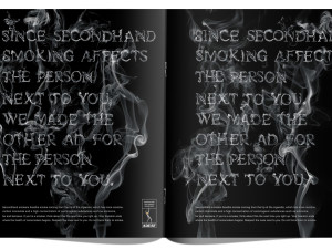 A second look at secondhand smoke