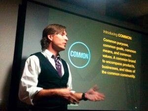 About Fearless & Common Revolution: Alex Bogusky