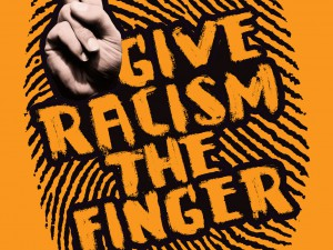 Give Racism The Finger