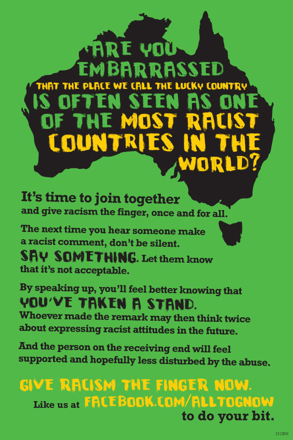 give-racism-the-finger-postcard