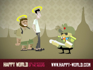 Welcome to the Happy World!