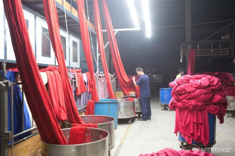 The Well Dyeing Factory Limited