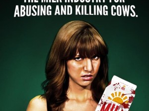 """Got Ethics?"" campaign spoofs sexist California milk ads"