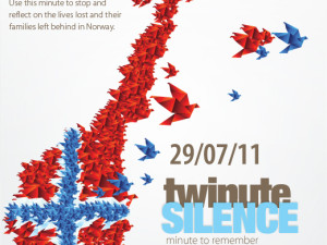 Twinute Silence, Minute to Remember #TwinuteSilence