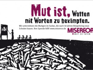 Courage in action – Mut zu Taten
