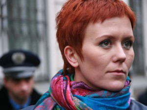 Exclusive interview with FEMEN's founder, Anna Hutsol