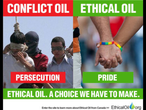 """Taking """"Ethical Oil"""" for a spin in Canada"""