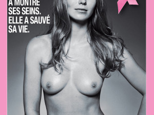 """Is there a """"good"""" way to use nudity in breast cancer awareness ads?"""