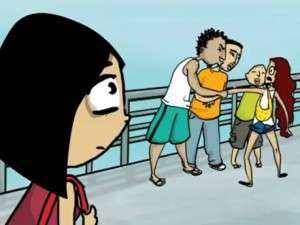 The Adventures of Salwa: against sexual harassment in Lebanon