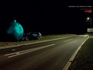 Another drinking and driving campaign goes off course