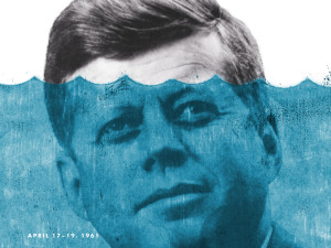 Minimalist posters for the JFK Presidential Library