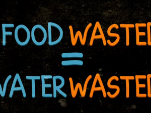 The world is thirsty because we are hungry #worldwaterday
