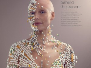 The woman behind the cancer (behind the pills)