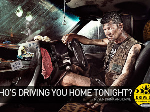 Who's driving you home tonight?