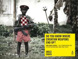 Do You Know Where Croatian Weapons End Up?