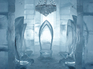 Save the Ice Hotel!