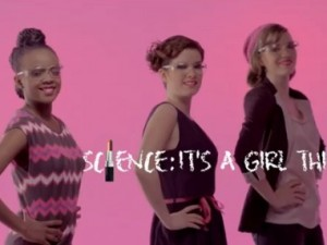 Science: It's a sexist thing #sciencegirlthing
