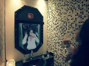 Mirror mirror on the wall, who's the drunkest of them all?