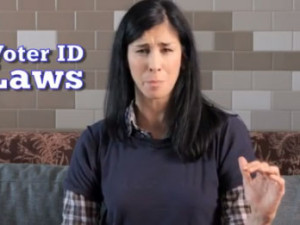 Sarah Silverman's voter ID PSA will make you laugh out loud