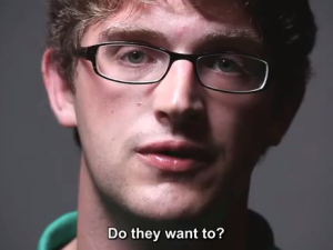 "University students spread the word about what ""consent"" means"