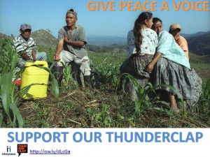 InterPeace: Peace One Day 2012 Campaign