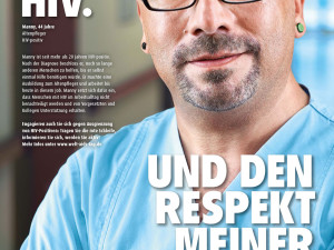 I have HIV. And the respect of my colleagues #worldaidsday