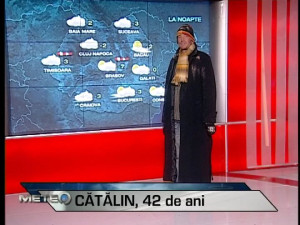 Homeless People as Weather Anchors