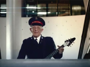 The Salvation Army rocks out at Eurovision!