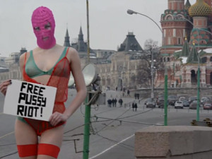 """""""Free Pussy Riot"""" lingerie campaign: Appropriate, or appropriation?"""