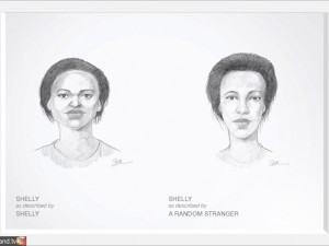 Dove hires a sketch artist to show women how they see themselves