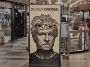 Consume crack and crack consumes you