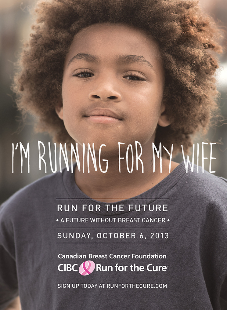 Canadian Breast Cancer Foundation (CBCF) Running