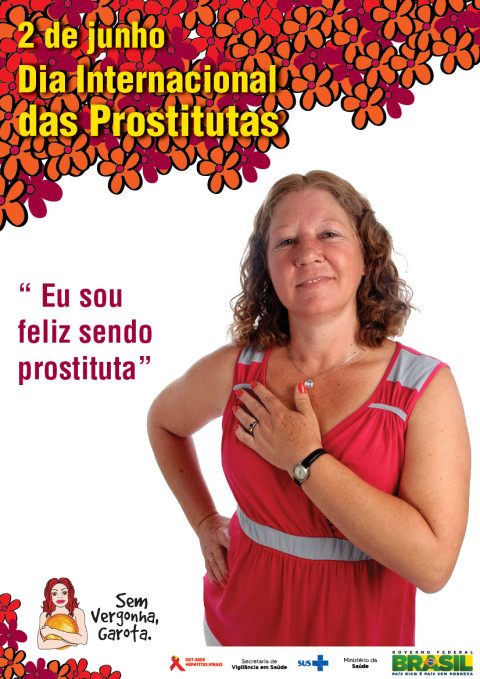 Brazilian government drops positive sex worker outreach over happy prostitute ad